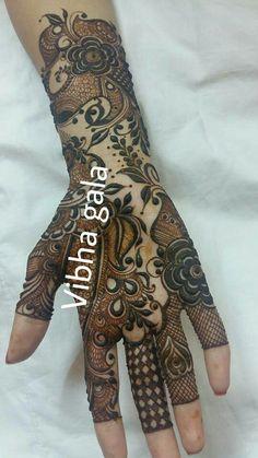 Khafif Mehndi Design, Mehndi Designs Book, Latest Bridal Mehndi Designs, Mehndi Design Pictures, Mehndi Designs For Girls, Wedding Mehndi Designs, Mehndi Designs For Fingers, Beautiful Mehndi Design, Dulhan Mehndi Designs