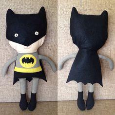 NEW DOLL Batman by AngelArt™