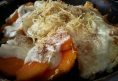 Diétás rakott krumpli serpenyőben Pcos, Baked Potato, Mashed Potatoes, Chicken, Baking, Ethnic Recipes, Diet, Whipped Potatoes, Smash Potatoes