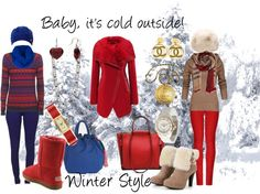 """""""Winter Style"""" by laurie-molly-downs on Polyvore"""