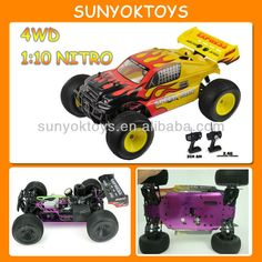 #nitro rc car, #1:10 rc car, #gas powered rc cars