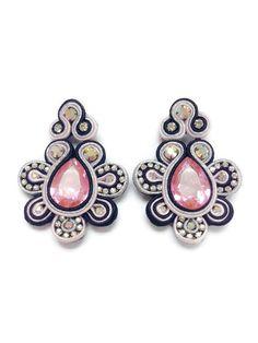 Tuti E05 Soutache Earrings