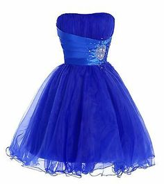 Masquerade Sexy Short Formal Prom Cocktail Ball Bridesmaid Party Dresses Gowns