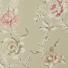 Clarisse Wallpaper | Wayfair UK