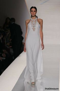 Fausto Sarli Haute Couture Spring-Summer 2012