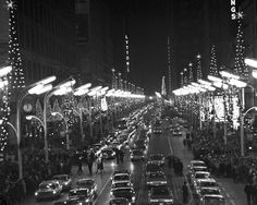 Chicago, State Street Christmas