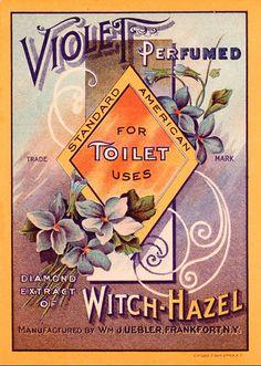 Vintage Labels 1900-1950