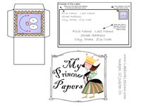 Princess Mision:  How to write a letter?  Personal Address and Phone  How to use a phone and safety