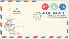 Vintage Airmail Envelopes « Bureau of Betterment