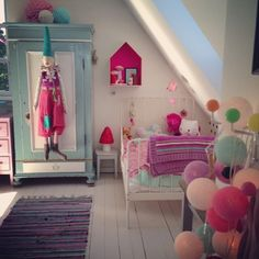 Mor til MERNEE, cute for girls bedroom