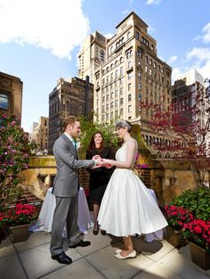 Weddings and Honeymoons at the Library Hotel, New York City