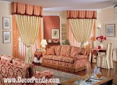 french style curtains for living room 2017 , french country curtains The best designs of French country curtains for french doors and blinds, how to choose the best design of French curtains for living room hall, bedroom, kitchen French Country Curtains, French Curtains, Lace Curtains, French Country Style, French Door Curtain Panels, Latest Curtain Designs, Living Room 2017, French Doors, Blinds