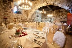 This historic room is a perfect location special events.
