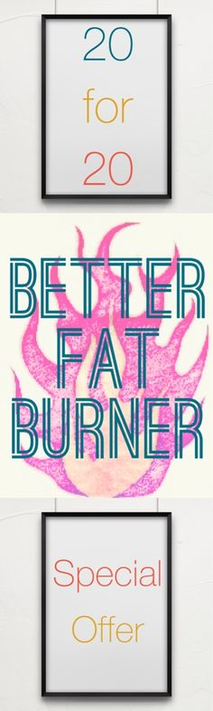 Now is the best time for you to become a Better-Fat-Burner! I am offering my sustainable fat loss program at 20% off from 16-30 April 2015. You'll receive 4 consultations (phone, Skype, or office), ongoing email support, shopping lists, custom eating and exercise plans, fun food assignments, and more. Choose to transform your physique, decrease chronic disease risk, and increase vitality--and have a good time in the process!