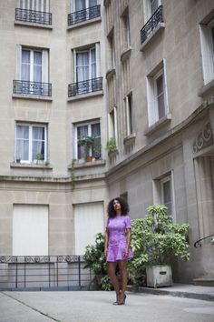 #VirginieDarbon for #ModeTrotter  #fashion #style