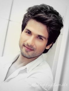 He was in my dreams the other night Shahid Kapoor :)