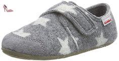 Living Kitzbühel 3094 mixte adulte Chausson gris, EU 36