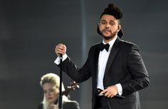 Pin for Later: You Won't Be Able to Feel Your Face After Seeing These Hot Photos of The Weeknd