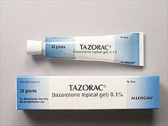 Tazorac.  This Rx facial gel will make you look 10 years younger in six months.  Much more affordable than laser treatments.