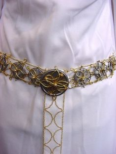 Good way of making the Eowyn belt