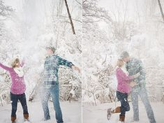 Snowy fun-absolutely LOVE it!