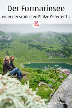 Kathrin Mittermayr und ihr Mann Florian bewirtschaften die Freiburger Hütte am Formarinsee im Lechquellengebiet – an einem der schönsten Plätze in ganz Österreich. Wir haben die beiden besucht und mit ihnen über ihre Arbeit an diesem besonderen Ort mitten in der Natur gesprochen. Florian, Landscape, Nature, Nice Asses