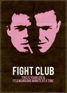 ★★★★★  Fight Club WHAT A MOVIE.