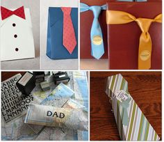 Ideas for Father's Day