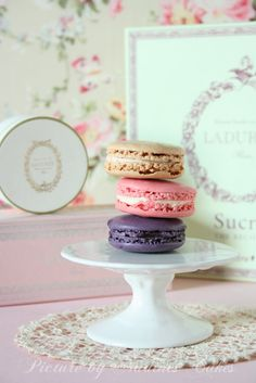 http://nadinescakes.blogspot.com/2011/05/i-love-macarons.html