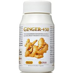 Andrew Lessman New Ginger-450 - 60 capsules