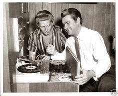 Jerry Lee Lewis and Sam Phillips (Graham Knight Collection).