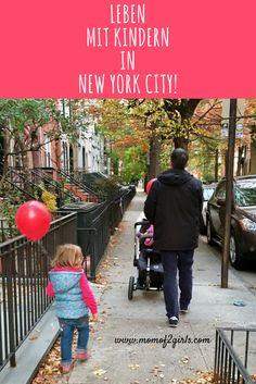 Leben mit Kindern in New York City, wo kann man mit Kindern gut wohnen? Warum wir uns für Hoboken entschieden haben und hier sehr gerne leben