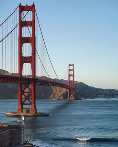 📸 The Golden Gate Bridge . Kevin Lynch, National Geographic Travel, Marin County, San Francisco Bay, Explorer, Golden Gate Bridge, Marines, Paths, City