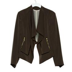 Davenport Jacket (Olive) by StyleMint