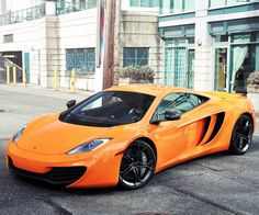 Wow! The magnificent McLaren MP4-12C. Is this the best car this #FastandFuriousFriday? Hit the image to find out more...