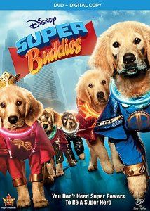 Super Buddies Blu-Ray Combo Pack Review