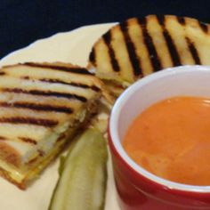 Grilled Cheese With A Twist Recipe | Just A Pinch Recipes