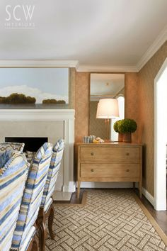 : Spaces : Washington DC Interior Design: SCW Interiors By Shazalynn  Cavin Winfrey | The Life Aquatic | Pinterest | Washington Dc, Newport And  Pool Houses