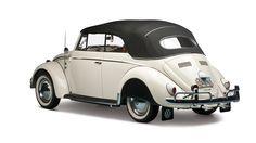 Volkswagen Beetle Cabriolet 1959