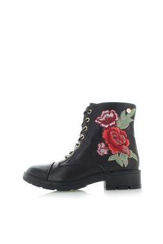 Čierne členkové topánky XTI 47553