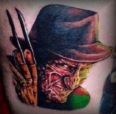 1000 ideas about elm street tattoo on pinterest freddy for Elm street tattoo