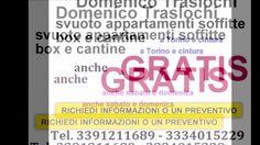 SGOMBERIAMO IN 24 ORE DALLA CHIAMATA CHIAMANDO AL NUMERO PRONTO INTERVENTO 339 12 11 689. SE I MATERIALI DI SGOMBERO SONO RIUTILIZZABILI  LO SGOMBERO VERRA' EFFETTUATO GRATUITAMENTE !!! INOLTRE SE LA MOBILIA O L'OGGETTISTICA SGOMBERATA E' ANTICA O DI PREGIO TRASFORMEREMO IL VOSTRO SGOMBERO IN DENARO CONTANTE !!