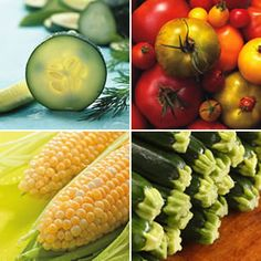 Let this summer vegetable guide from MDVIP help you select the best vegetables of the summer season.