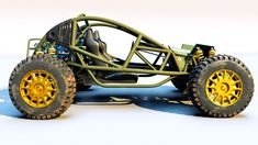 buggy made in max and textured with substance painter and photoshop, render Vray. Go Kart Buggy, Off Road Buggy, Ariel Nomad, Wrangler Car, Karting, Homemade Go Kart, Sand Rail, Vintage Trucks, Ariel Atom