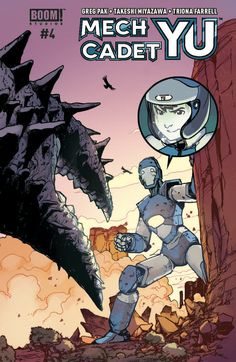 Buy Mech Cadet Yu by Greg Pak, Takeshi Miyazawa, Triona Farrell and Read this Book on Kobo's Free Apps. Discover Kobo's Vast Collection of Ebooks and Audiobooks Today - Over 4 Million Titles! Power Rangers 2016, Dinosaur Hunter, Planet Hulk, Online Comic Books, Comics Kingdom, Boom Studios, Mighty Morphin Power Rangers, First Contact, Dark Horse