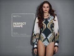 Valorizando as curvas e arrasando quando o assunto é estilo, o body é a nossa peça desejo perfeita para aquela produção exuberante!  Aposte!  #fallwintermoikana16