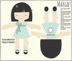 MARGOT fabric by stacyiesthsu on Spoonflower - custom fabric