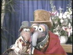 muppets christmas carol one of the all time film classics imho the making of the - Muppets Christmas Carol Youtube