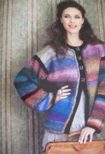 Knit Noro: 30 Designs in Living Color  - 2011