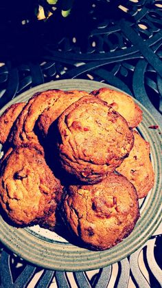 Chocolate Chip, Cashew Nuts and Peanut butter cookies